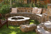 Outdoor spaces...