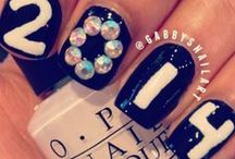 2014 Nails / Decoración de uñas #2014, nails, ideas