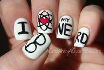 Geek Nails / #Geek #Nails #GeekNails #uñas #UñasGeek