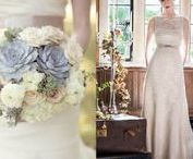 Bridal Style / Get inspired- Bridal dresses, makeup and accessories!