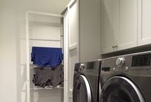 Laundry Room Ideas / Check out this board to find new ways to design your laundry room!