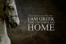 Grécia Antiga / by Helena Monteiro
