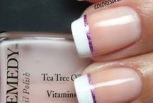 French Nails - Uñas francesas
