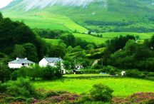 Ireland- Dream Vacation #1 / Bucket list ideas