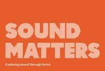 Sound Matters / Exploring Sound through forms at NCCD Sat 28 Mar - Sun 5 Jul