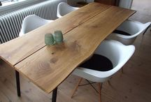 DKU WoodWork / Some of the furnitures i make. Www.dkuwoodwork.dk