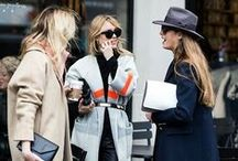 """Inspire   Street Style / Coco Channel said """"everyday is a fashion show and the world is the runway"""". We agree!"""