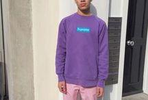 streetwear x menswear