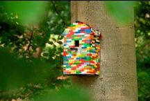 Bird Boxes and Bug Hotels - Inspiration