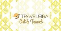 Art & Travel / Pins that relate arts with travel. Museums, street art and many more.