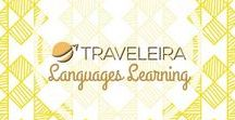 Languages Learning / Pins with tips to learn new languages.