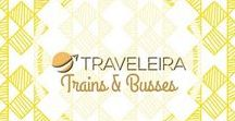 Trains & Busses / Tips for traveling using trains and buses all around the world.