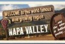 Napa Valley (May 2016) / Tapas and Wines from Napa Valley Ever-changing weekly small plates are paired with wine flights based on a monthly theme #FlightNight