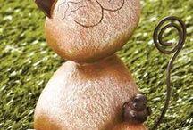 Piedras decoracion