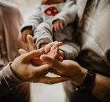 Familie / Familienshooting, Babybauch, Baby, Newborn, natürliche Bilder