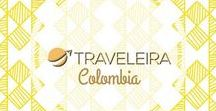 Colombia / Travel Pins offering tips traveling around Colombia