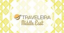 Middle East / Travel Pins for traveling around the countries of Middle East