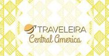Central America / Travel Pins to travel around Central America