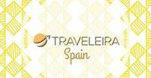 Spain / Board that contains all the information needed to travel in Spain