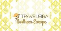 Northern Europe / Board that contains all the information needed to travel in Northern Europe. #Sweden # Denmark #Norway #Finland #Estonia #Lithuania #Latvia