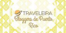 Bloggers de Puerto Rico / Tablero colaborativo dedicado a bloggeras puertorriqueña de todos temas.  Reglas básicas:  * SOLO Pines verticales que contengan algo de texto  * No más de 10 pines al día  * Por cada pin publicado, repinea uno  * Para ser colaboradora del tablero, escribe a traveleira@gmail.com para ser invitada