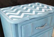Decorating and Furniture Crafts / DIY ideas for furniture crafts and various was to decorate your home.