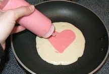 Valentine's Day Crafts / Spread some love with these lovely crafts and recipes.