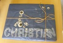 Creative Gift Wrap / Fun ways to present the gifts you are proud to give.