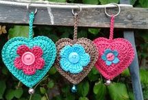 Crochet / Adorable and useful crochet projects