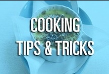 Cooking Tips & Tricks / Helpful advice to pin now and use forever!