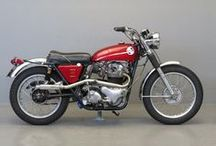 SCRAMBLER,TRACKER,DIRT / by Al Averno