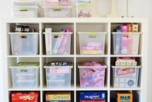 Organizing / A neat and orderly home can reduce stress. Tips and ideas to bring more order to your life so you can spend more time on what you love.