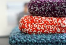 Knitting / Adorable and useful knitting projects