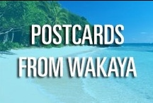 Postcards From Wakaya / Wakaya Island is a 2,200-acre secluded, emerald green Eden that lies in the heart of the Fiji archipelago.