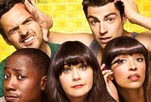 New Girl Obsessed / Nick and Jess Forever!  / by Codi Gary