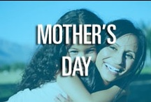 Mother's Day / Gift, food and decoration ideas for Mother's Day
