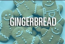 Crazy About Gingerbread / National Gingerbread Day is June 5th!