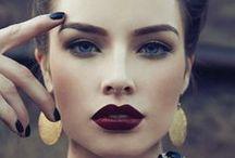 beauty#make-up#hair