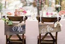 Fall Wedding Ideas / by Katie Spencer