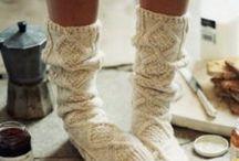 ~ Knitted Socks ~