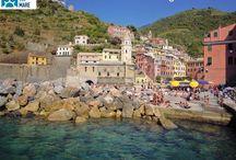 Cinque Terre with Consorzio Liguria Via Mare / Visit with us the beautiful villages of Cinque Terre, in Italy