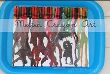 Art and Crafts / When you need to be creative, make art or a craft. These are practical, adorable, fun, and satisfying.