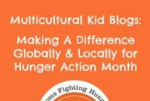 No kid hungry / in support of the No Kid Hungry campaign. Help us fight childhood hunger in America / by Marques Manus