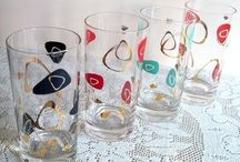 Vintage glassware/drink ware / by Diane Yacopino