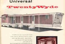 Trailers/travel trailers/mobile homes / Board full / by Diane Yacopino