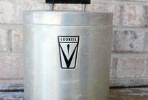 Cookie jars / Board full / by Diane Johnson