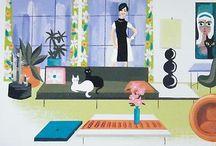 El gato Gomez / Board full / by Diane Johnson