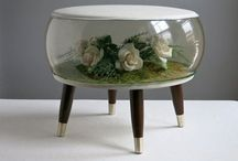 Household stools/Footstools/ottoman / by Diane Johnson