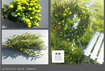 belles couronnes / flower wreaths