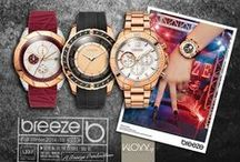 BREEZE watches F/W 2014-15 / http://kloxx.gr/brands/breeze